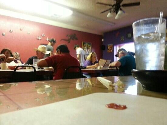 Mexican Restaurants Benson Arizona