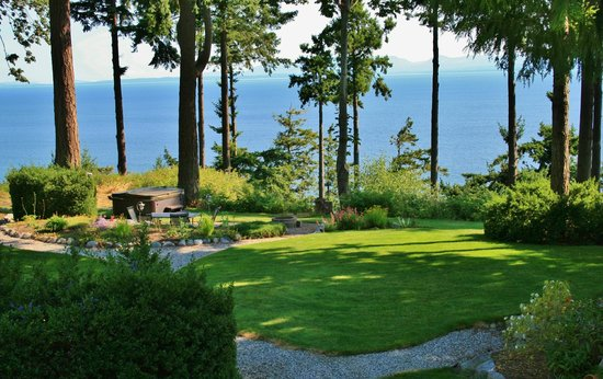 Inn-Nature Retreat & Spa: Stunning ocean views at InnSpire