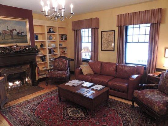 Kedron Valley Inn: Check-in room