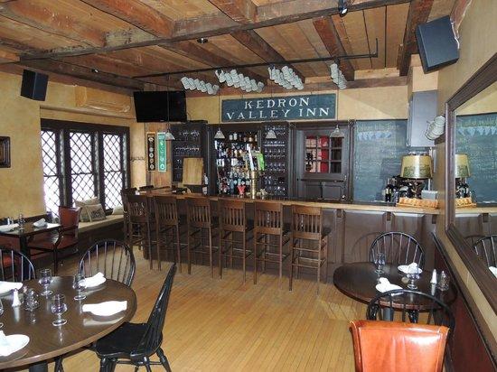 Kedron Valley Inn: Tavern