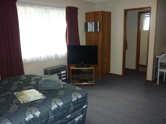 Alexandra Motor Lodge: Bedroom