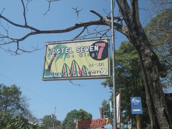 Hostel Seven7 Casa Del Gingi:                   Hostel 7