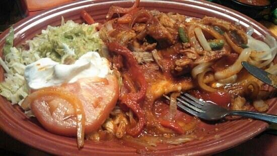 Fiesta Jalisco Mexican Restaurant:                                                                         should have taken the ph
