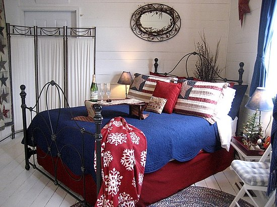 Sonora Gardens Farmstead Bed and Breakfast: A relaxing atmosphere at the Town Hall
