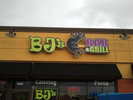 Billy Jack's Cafe and Grill: Store Front