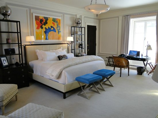 Chester, Estado de Nueva York:                   Princess Suite during the daytime