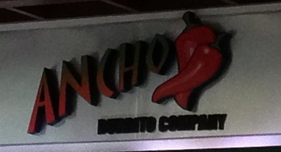 Ancho Burrito Company:                   Best in Florida