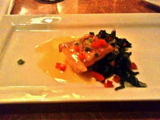 Churrascos : small plate from wine dinner