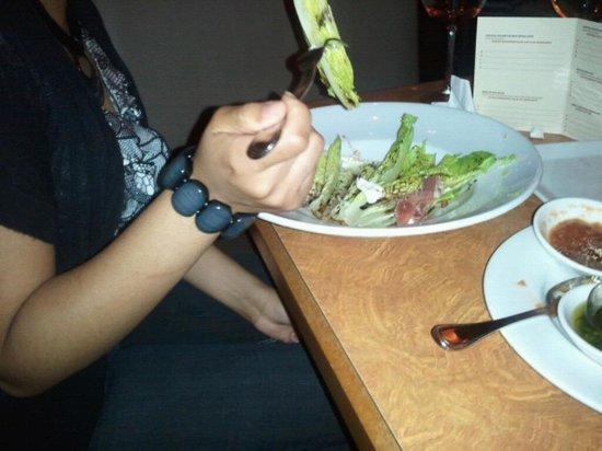 Churrascos : Great Salad