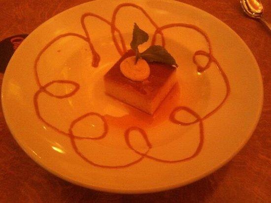 Churrascos : dessert