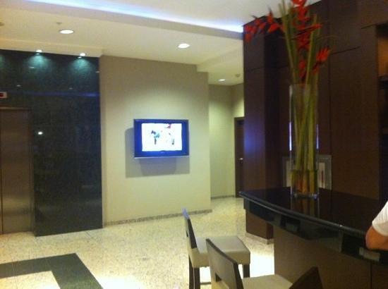 Hotel Ciudad de David:                   entra