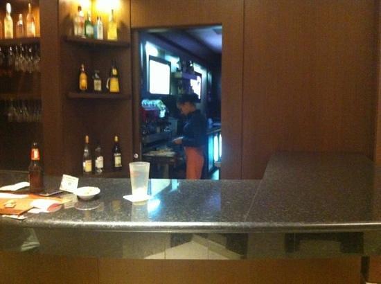 Hotel Ciudad de David:                   bar
