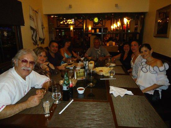 Terrazas Restaurante Parrilla Libre:                   foto familiar