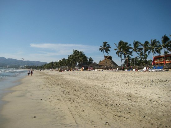Royal Decameron Complex:                   Beach view
