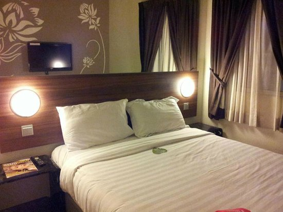 Tune Hotel Danga Bay:                   Neat & Tidy Room