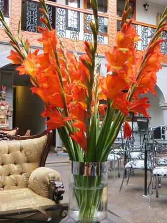 San Francisco Plaza Hotel:                   Comedor