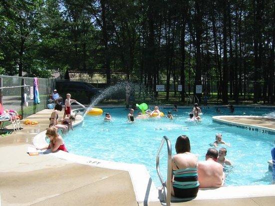South Bend/Elkhart North KOA: Heated Pool