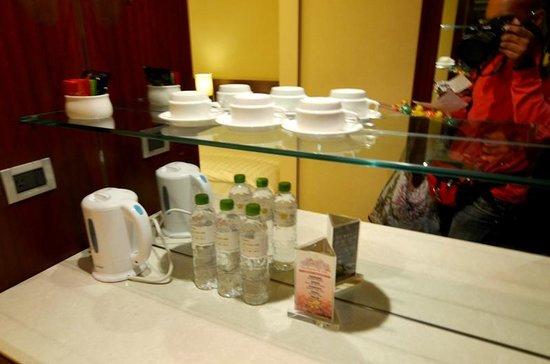 Hotel Del Lago: Complimentary