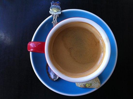 Nice Cafe:                   Coffee