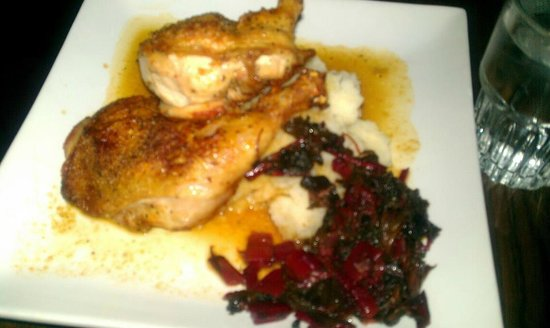 Crooked Spoon Cafe :                   Chicken