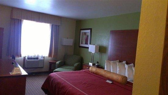 Best Western Plus Altoona Inn: View of Room