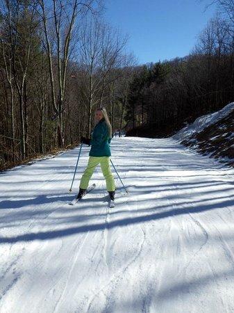 Wolf Ridge Ski Resort: eagle trail