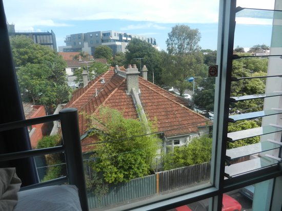 BASE Backpackers St Kilda: View from the room
