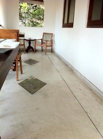 Pedlar62 Guest House:                   terrace