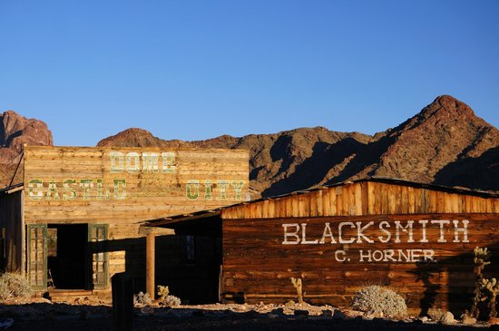 Yuma, AZ:                                     Castle Dome Blacksmith Shop