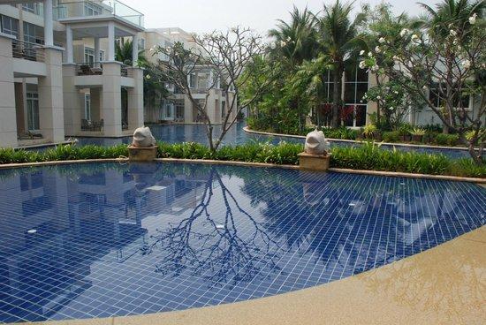 โรงแรมบลูลากูน รีสอร์ท หัวหิน: kids pool