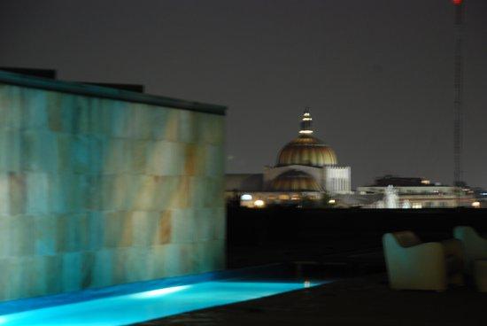 Hilton Mexico City Reforma:                   Pool