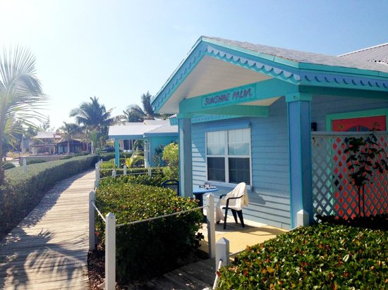 George Town, Great Exuma: Cottages!