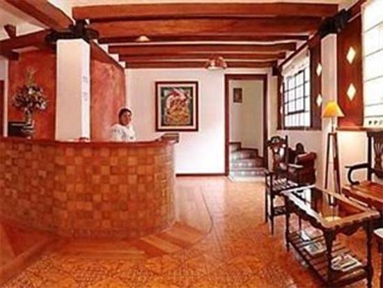 Hotel Acoma: Reception