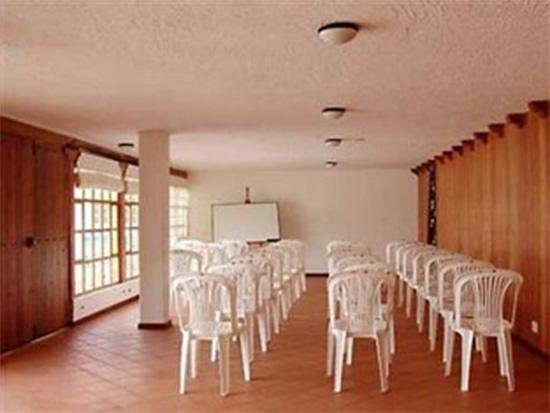 Hotel Acoma: Conference room
