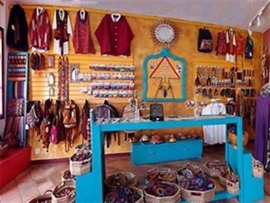 Hotel Acoma: Gift shop