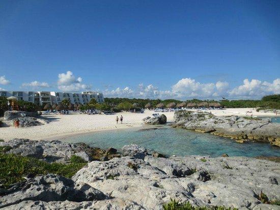 Grand Sirenis Riviera Maya Resort & Spa:                   resort/beach