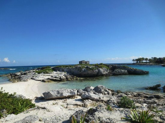 Grand Sirenis Riviera Maya Resort & Spa:                   beach