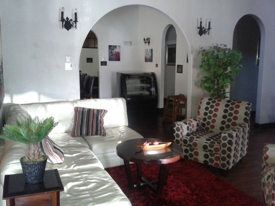 Hostel Casa Colon: Lounge 3
