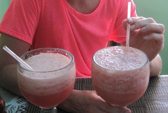 My Secret Deli : Watermelon juices - yum