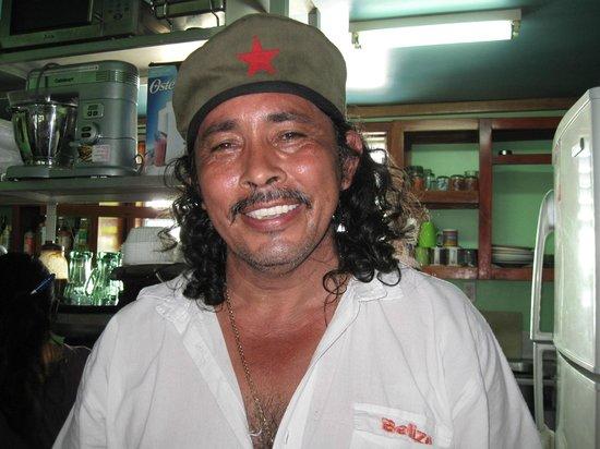 My Secret Deli : Che Guevara Lives...at the Secret Deli in San Pedro!