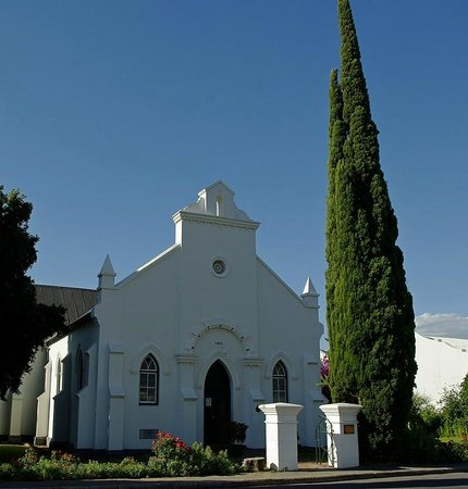 Montagu Museum:                   The Museum in Montagu