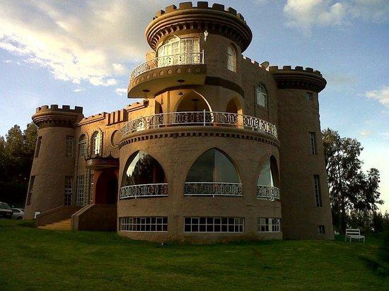 Nyeri, Kenya:                   Tafaria Castle