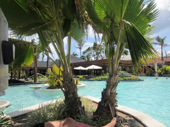 Sheraton Fiji Resort:                   Pool