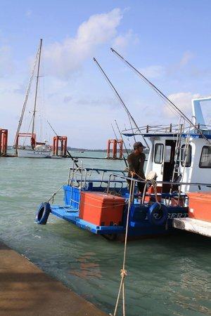 Phuket Fishing Charters:                   Boat