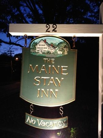 Camden Maine Stay Inn: Welcome to the Maine Stay Inn