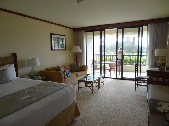 Makena Beach & Golf Resort: room