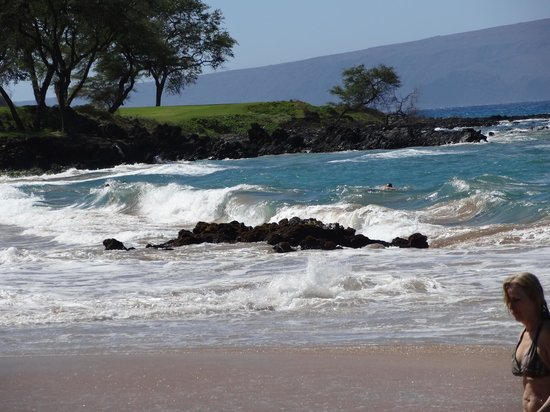 Makena Beach & Golf Resort: beach