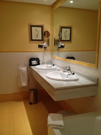 Hotel Pozuelo:                   bagno