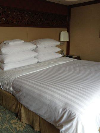 โรงแรมแชงกรี-ลา กรุงเทพฯ: Bedroom
