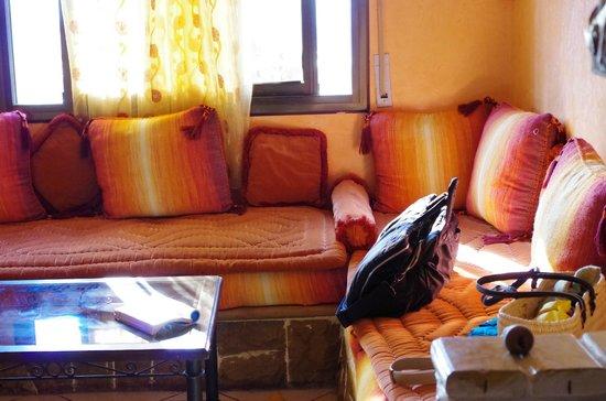 Casa Annasr:                   室内